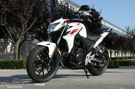 honda cb 500 2013 honda cb500f first ride photos motorcycle usa