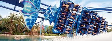 Map Of Seaworld Orlando by Manta Flying Roller Coaster Seaworld Orlando