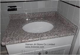 rosa beta g623 grey granite vanity top from china stonecontact com