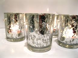 silver mercury glass votives 2786 silver mercury glass votives