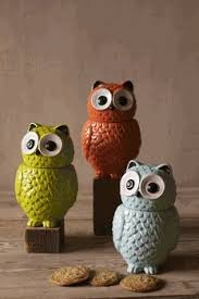 owl canisters for the kitchen 49 best vintage owls images on vintage owl figurine