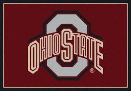 Ohio State Runner Rug Milliken Area Rugs Ncaa College Spirit Rugs 45262 Ohio State