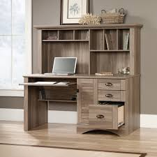 writing desk with hutch harbor view computer desk with hutch 415109 sauder