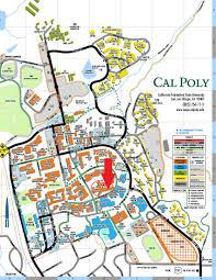 Cal Map Contact Veterans Success Center Cal Poly San Luis Obispo