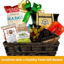 healthy gift basket basket caravan gourmet gift baskets corporate gifts personal