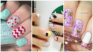25 diseños de uñas decoradas para la temporada 2016 2017