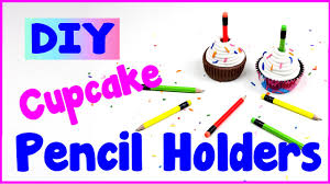cup cake holder diy crafts 2 easy ways to make diy pencil cupcake holders cool