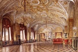 palace interiors kolb alexander khristoforovich interiors of the winter palace