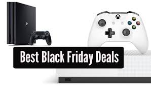 best ps4 deals on black friday 10 black friday microsoft xbox one s and sony ps4 deals
