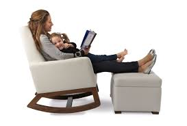 nursery rocking chair with ottoman amazing rocking chair ottoman uncategorized modern nursery pic for