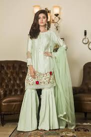 pista green color party wear sacs2023 exclusive online boutique