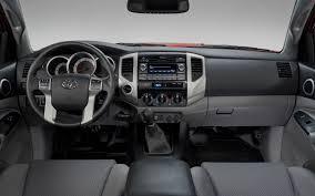 1999 Tacoma Interior 2012 Toyota Tacoma Photo Gallery Motor Trend