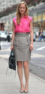 casual pencil skirt dress codes 101 business casual fashion