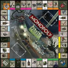 amazon com monopoly cthulhu board game toys u0026 games