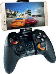gamepad android amkette evo gamepad pro 2 wireless controller for android