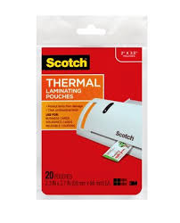 business card laminator scotch thermal laminating pouches business card size