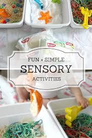 sensory overload diy sensory activities for kids my plot of