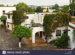 mexico san miguel de allende la posada de la aldea hotel grounds
