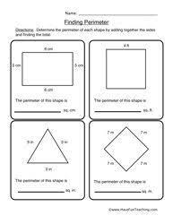 best 25 perimeter worksheets ideas on pinterest kids math math