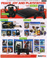 ps4 black friday sale gamestop black friday ads doorbusters and deals 2016 2017
