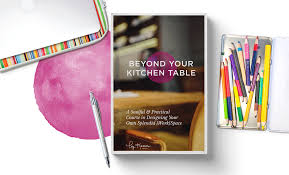 Design Your Own Kitchen Table Beyond Your Kitchen Table Beyond Your Kitchen Table