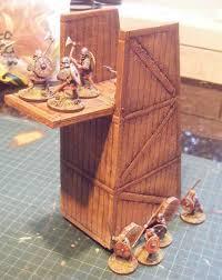 siege machines a simple siege tower