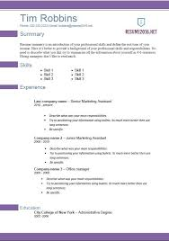 Sample Resume For Marketing Assistant by 210 Best Sample Resumes Images On Pinterest Sample Resume