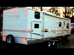 led clearance lights motorhomes rv glow adapter turn on your running lights while you c youtube