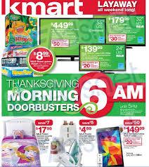 kmart black friday ad 2014 thanksgiving day ad free tastes