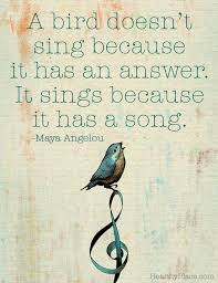 quotes about singing birds 61 quotes