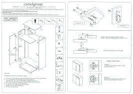 5 Door Wardrobe Bedroom Furniture Barocco Black W Silver Camelgroup Italy Classic Bedrooms