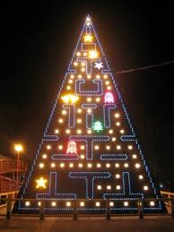 christmas tree light game a jolly gallery of video game themed christmas trees and ornaments
