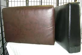 sofa cushion cover replacement replacement leather cushions excellent sofa cushion cover