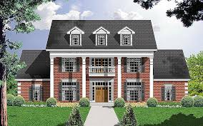 colonial style home plans house plan new colonial house plans with photos