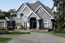Pictures Of Stone Exterior On Homes