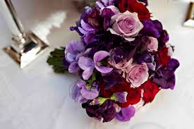fall flowers for wedding and red fall wedding flowers