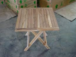 Teak Side Table Side Table Square