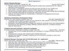 Harvard Mba Resume Template Hbs Mba Resume Sample Free Resume