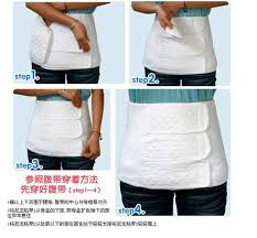 post pregnancy belly wrap postpartum belly recovery belt maternity tummy wrap corset post