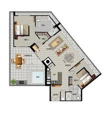 Presidential Suite Floor Plan by Presidential Suites Wyndham Sydney