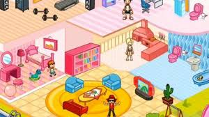 Dolls House Decorating Games Fancy Doll House Decoraion Play The Game Online
