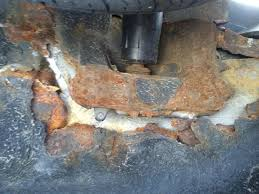 Ford Escape Recall - 2004 ford escape frame rusted out 4 complaints
