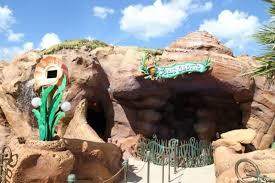 journey mermaid fantasyland magic kingdom walt