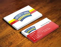 Construction Name Card Design Masculine Upmarket Business Card Design For Mike Ghilotti By