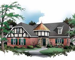 english tudor cottage 5472lk architectural designs house plans