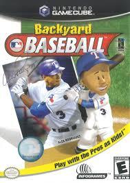 backyard baseball 2003 gamecube box cover art mobygames