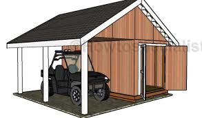 how to build a 8x16 shed with porch howtospecialist how to