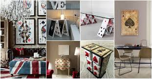 fun playing cards interior decor ideas that you will have to see