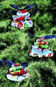 yo yo fabric ornaments favecrafts