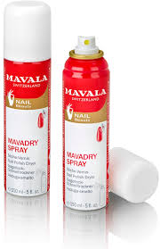 mavala switzerland mavadry spray reviews beautyheaven